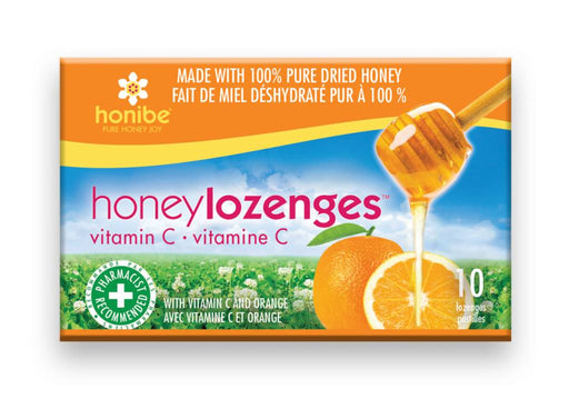 Honey Losenges Vitamin C 10