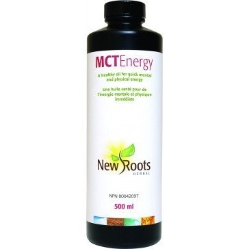 New Roots MCT Energy 500ml