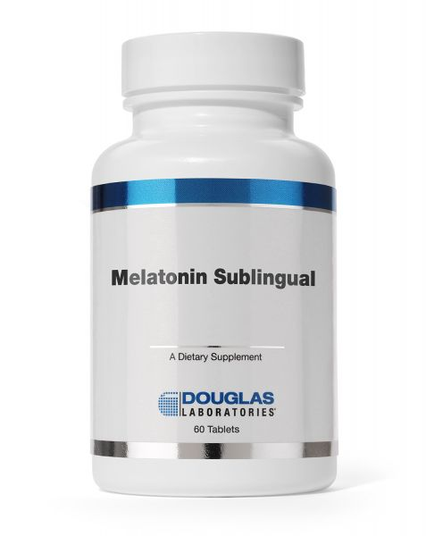 Douglas Melatonin Sublingual