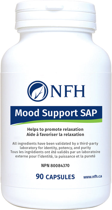 NFH Mood Support SAP 90 Capsules