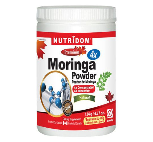 Moringa Powder 4X 124g