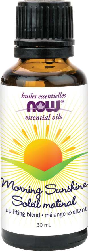 Now Morning Sunshine Essential Oil Blend 30ml