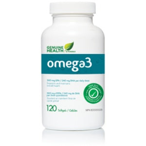 Omega-3 120 Softgels