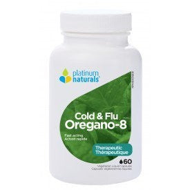 Platinum Cold & Flu Oregano-8