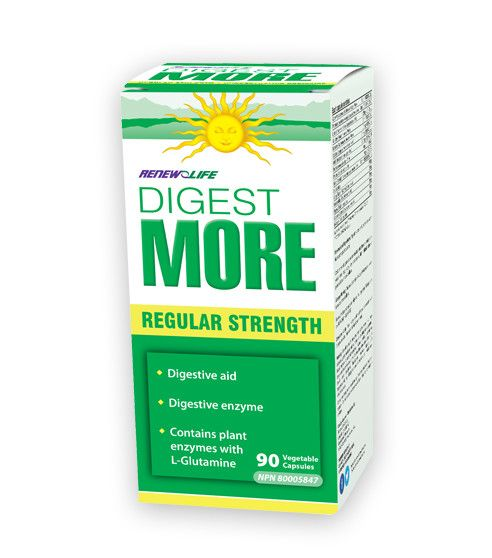 Digest More Regular Strength 90 VCaps