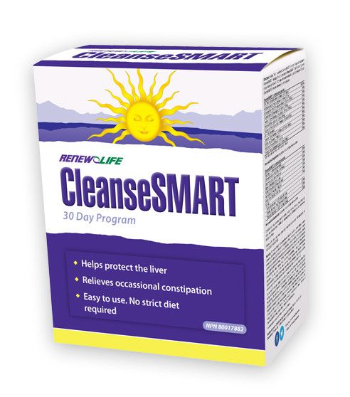 Cleanse Smart 30 Days