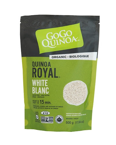 GoGo Quinoa Royal White 500g