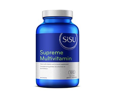 Supreme Multivitamin w/ Iron 120 VCaps