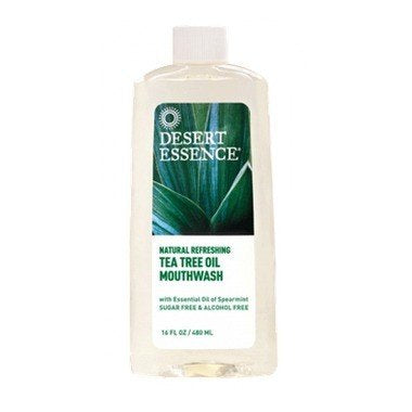 Mouthwash Tea Tree w/ Spearmint 480ml