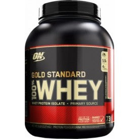 Optimum Nutrition 100% Gold Standard Whey Delicious Strawberry 2lbs
