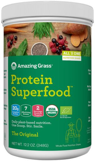 Amazing Grass Protein Superfood Original 360g