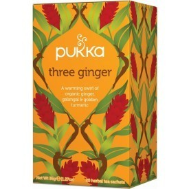 Pukka Three Ginger Tea 20 Bags