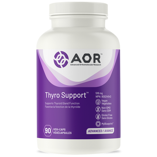 AOR Thyro Support 90 V Capsules