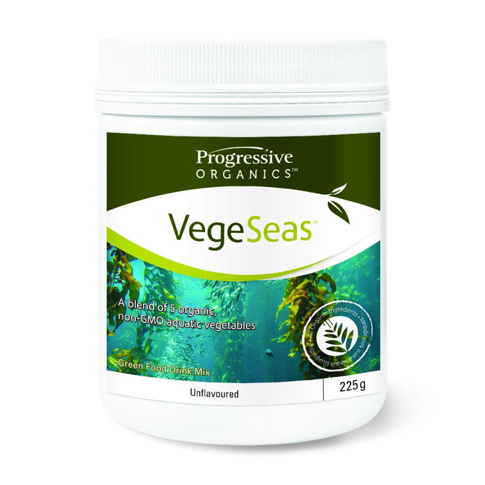 Progressive Vege Seas Unflavoured 225g