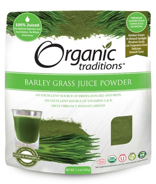 Barley Grass Juice Powder 150g