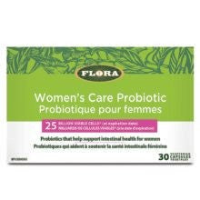 Flora Women's Care Probiotic 30 Caps