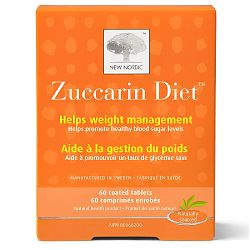 New Nordic Zuccarin Diet 60 Tablets