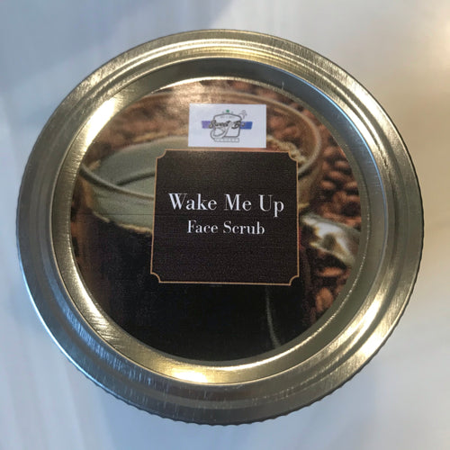 Wake Me Up Face Scrub