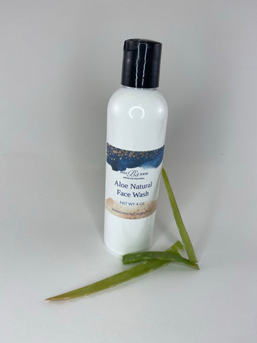 Aloe Natural Face Cleanser