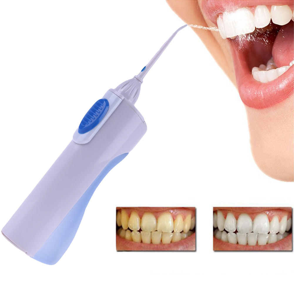 Portable Oral Hygiene Power Floss Dental Smart Intelligent Water Jet Oral Care Tool Irrigator
