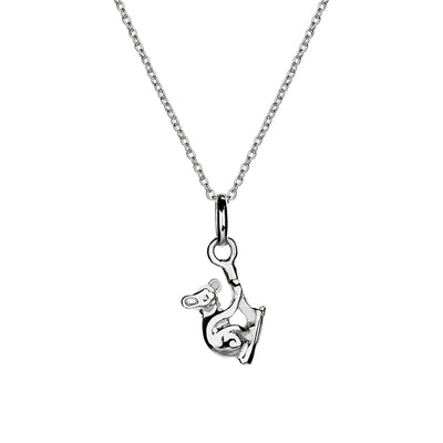 925 SILVER KOALA NECKLACE