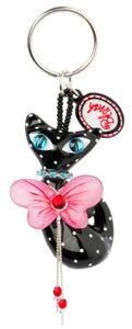 Key Ring 'Black Cat'