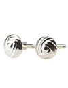 FIELDS 925 SILVER CUFFLINKS