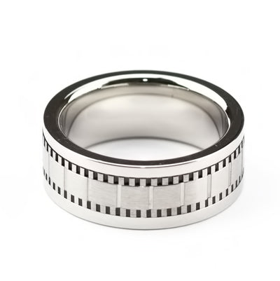 FILM RING IN STAINLESS STEEL