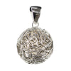 TANGLY 925 SILVER POLISHED PENDANT