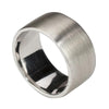 WIDE (9MM) 925 SILVER RING