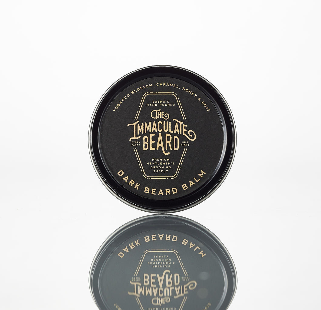 DARK Beard Balm - The Immaculate Beard