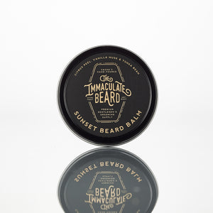 Conditioning Natural Beard Balm | The Immaculate Beard
