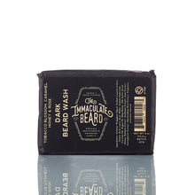Immaculate beard wash bar