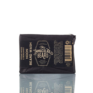 DARK Beard Wash Bar