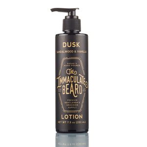Immaculate body lotion dusk