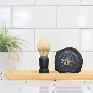 Sunrise Shave Soap Puck - The Immaculate Beard