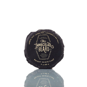 Immaculate Shave Soap