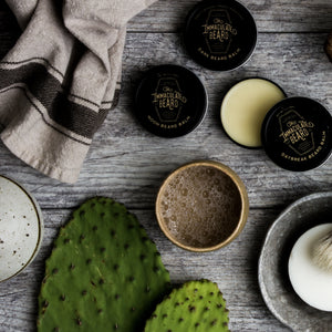 Conditioning Natural Beard Balm | The Immaculate Beard - The Immaculate Beard