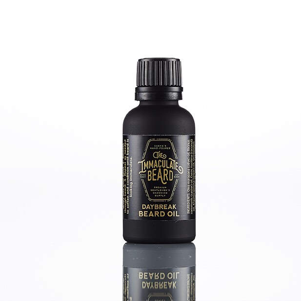 DAYBREAK All Natural Beard Oil - The Immaculate Beard