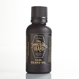 NOON All Natural Beard Oil - The Immaculate Beard