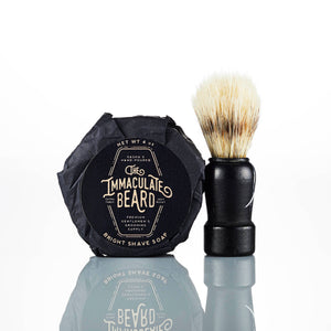 Shave Gift Set | The Immaculate Beard - The Immaculate Beard