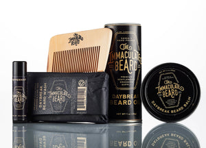 The Immaculate Beard kit
