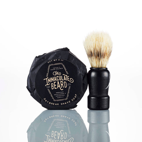 Daybreak Shave Soap Puck - The Immaculate Beard