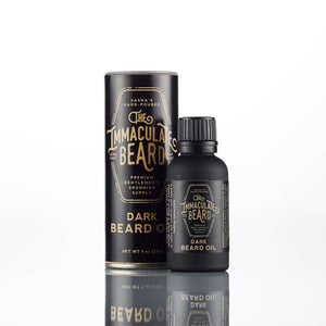Dark Beard Oil - The Immaculate Beard