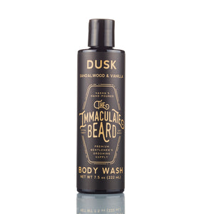 The Immaculate Beard Body Wash - The Immaculate Beard