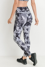 Load image into Gallery viewer, Kaleidoscope Camo Full Leggings