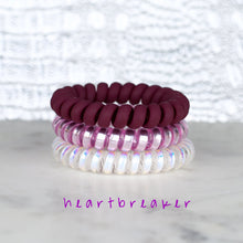 Load image into Gallery viewer, Telephone Hair Ties