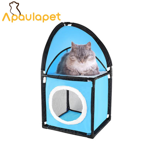 Cat Tent and Tower