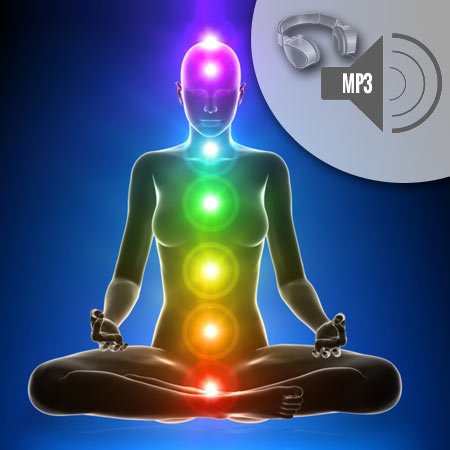 Guidet Meditation – Chakra Healing (MP3)
