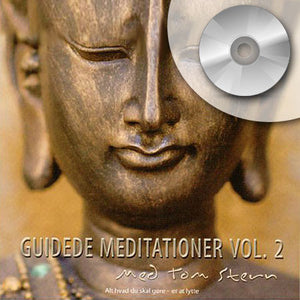 Guidede meditationer vol.2 (CD)